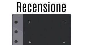 recensione huion h420
