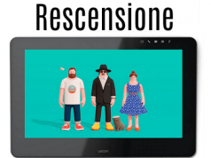 wacom cintiq pro 16 HD recensione